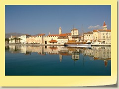 Trogir_from_island